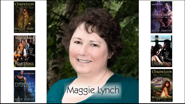 Maggie Lynch Author Interview