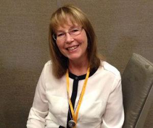 Diana McCollum, author