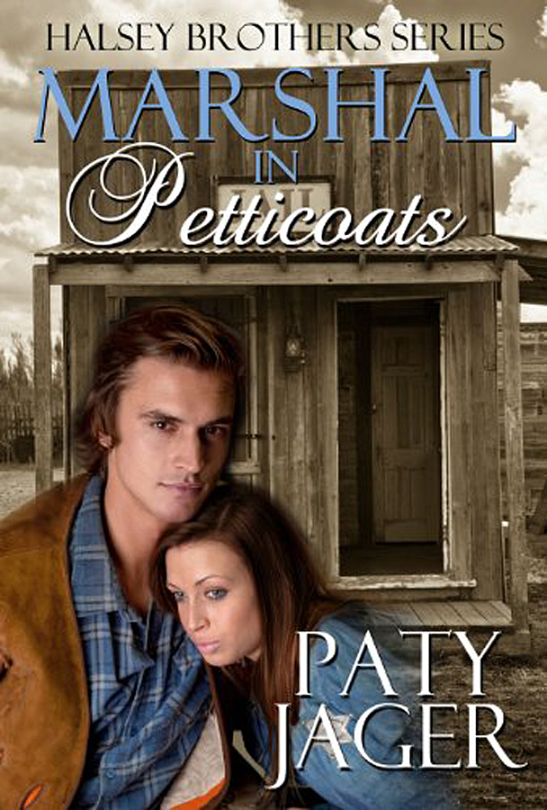 Marshall in Petticoats by Paty Jager