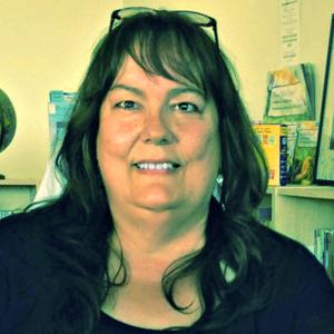 Pamela Cowan, author
