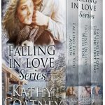 3D Cover for Falling in Love Series Boxset, Books 1-3 by Kathy Coatney