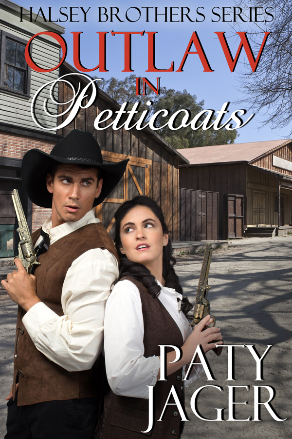 Outlaw in Petticoats by Paty Jager