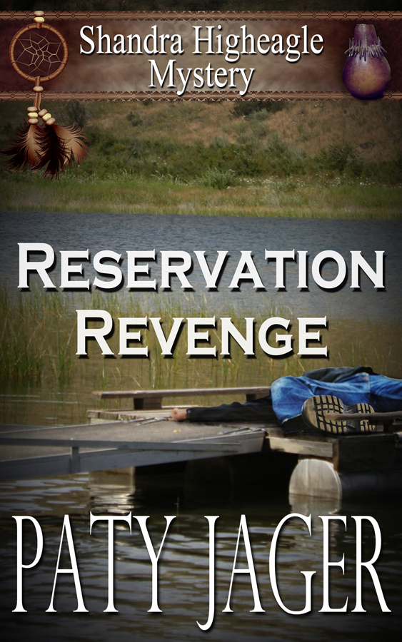 Reservation Revenge by Paty Jager