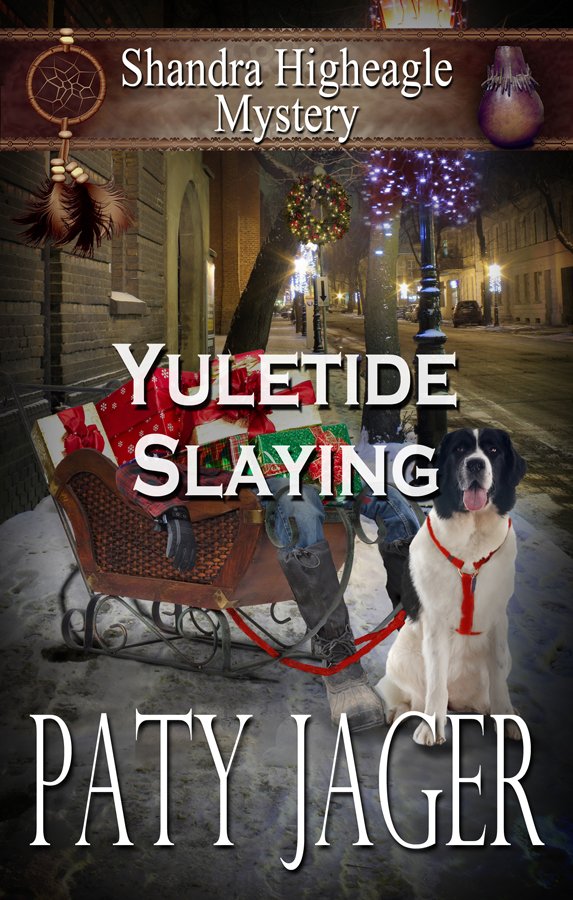 Yuletide Slaying by Paty Jager