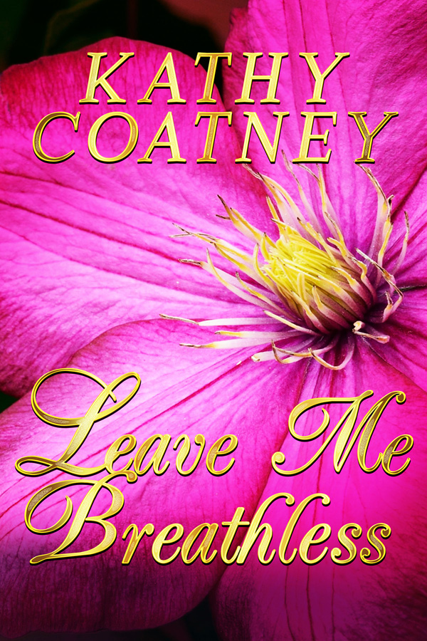 Leave Me Breathless cover by Kathy Coatney