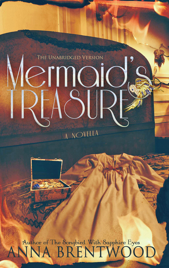 Mermaid's Treasure by Anna Brentwood