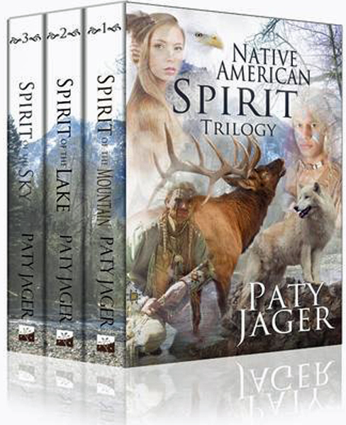 Spirit Trilogoy Box Set by Paty Jager