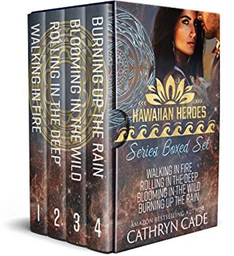 Hawaiian Heroes Box Set Books 1-4 by Cathryn Cade