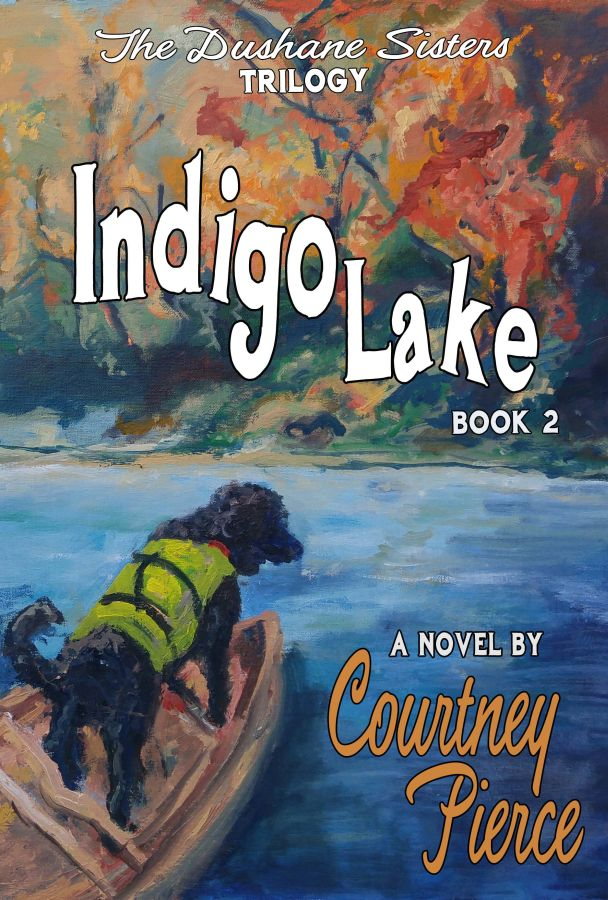 Indigo Lake by Courtney Pierce
