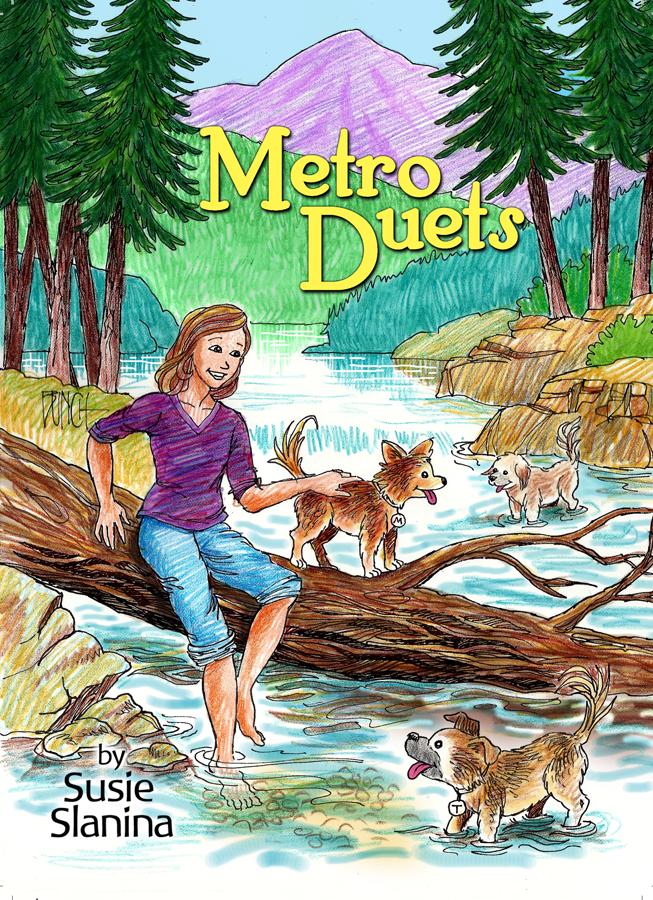 Metro Duets by Susie Slanina