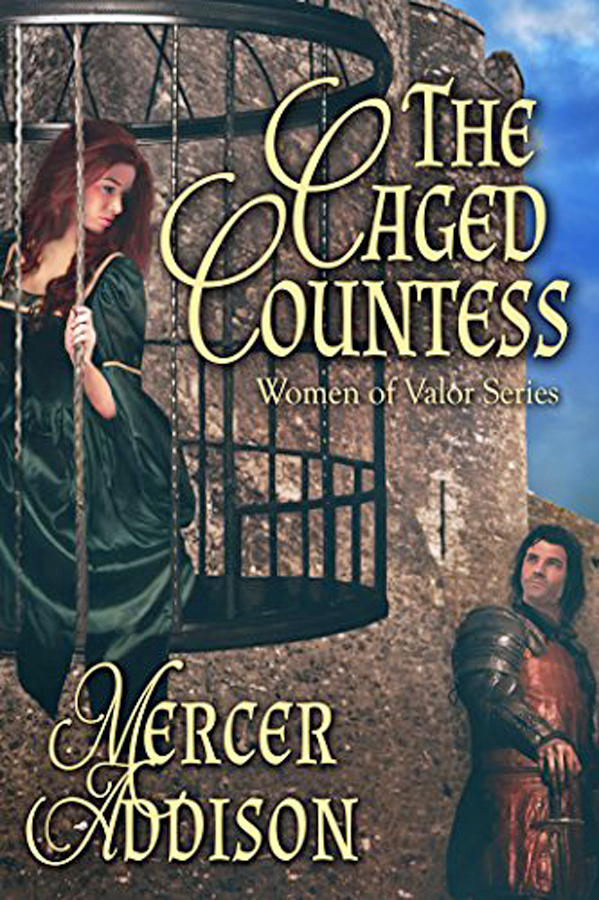 The Caged Countess by Mercer Addison