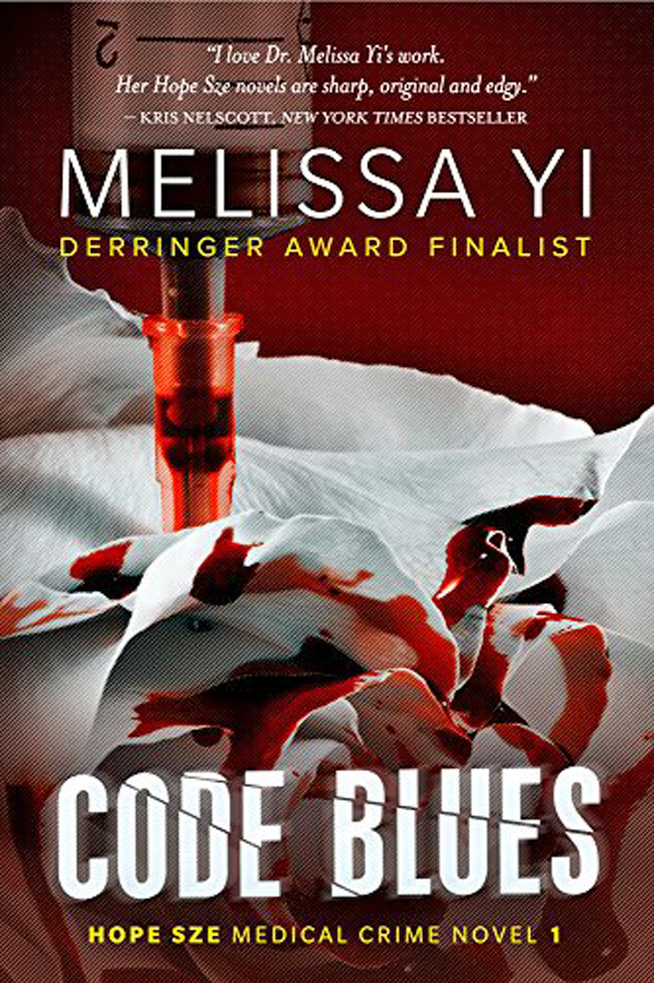 Code Blues by Melissa Yi