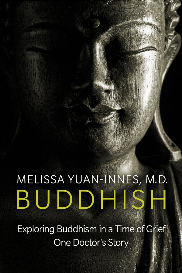 cove for Buddhish by Melissa Yuan-Innes
