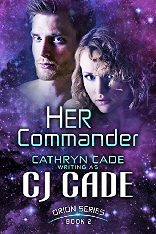 Her Commander by CJ Cade