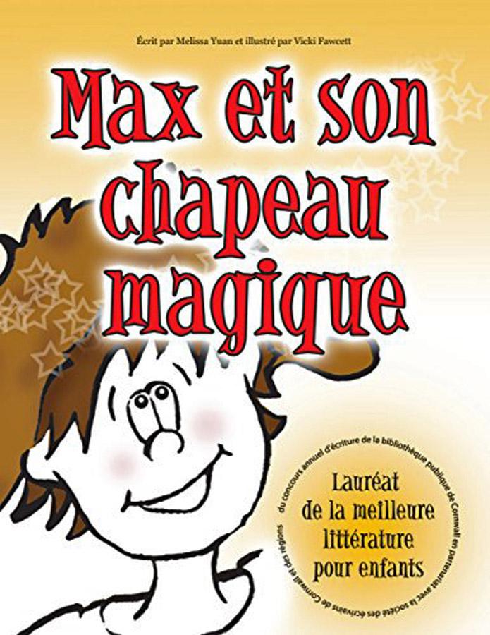 Max et son chapeau magique by Melissa Yuan