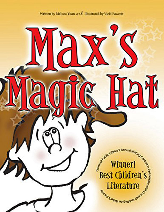 Max's Magic Hat by Melissa Yuan