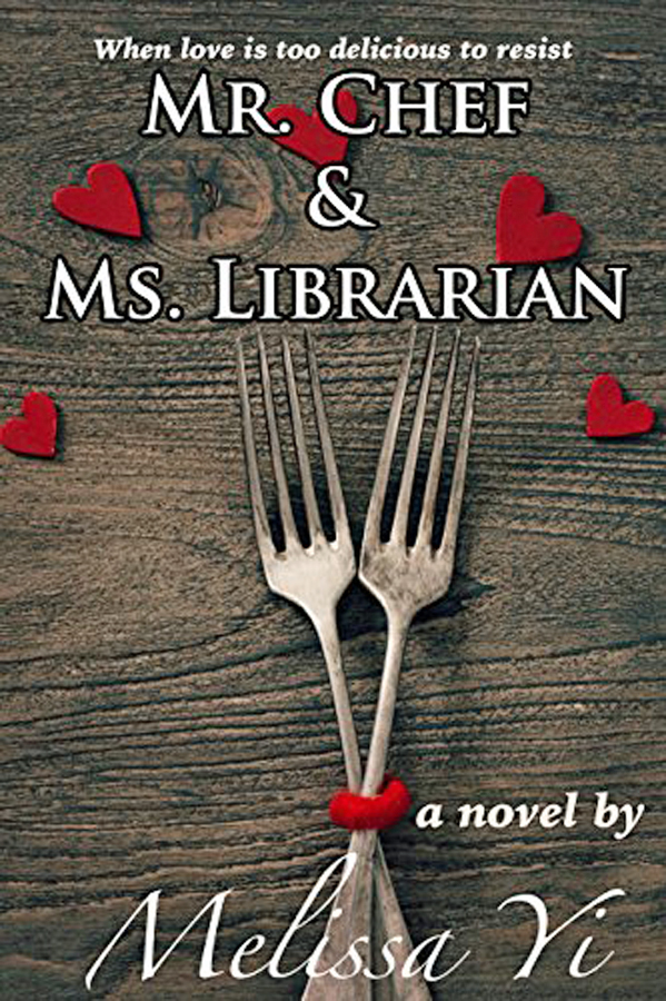 Mr Chef & Ms Librarian by Melissa Yi