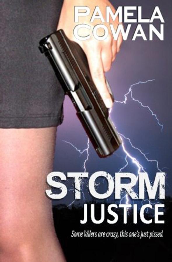 Storm Justice by Pamela Cowan