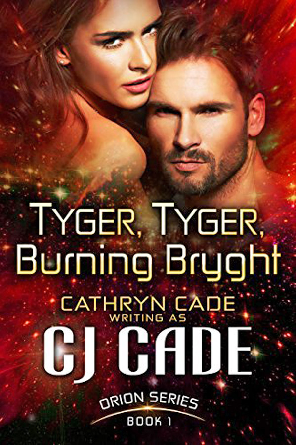Tyger Tyger Burning Bryght by CJ Cade