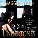 Audiobook cover for Undertones by Maggie Lynch