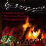 Cover A Sweetwater Canyon Holiday Trio Contains: Thanks for Love, Christmas Courage, and The Hogmanay Stranger