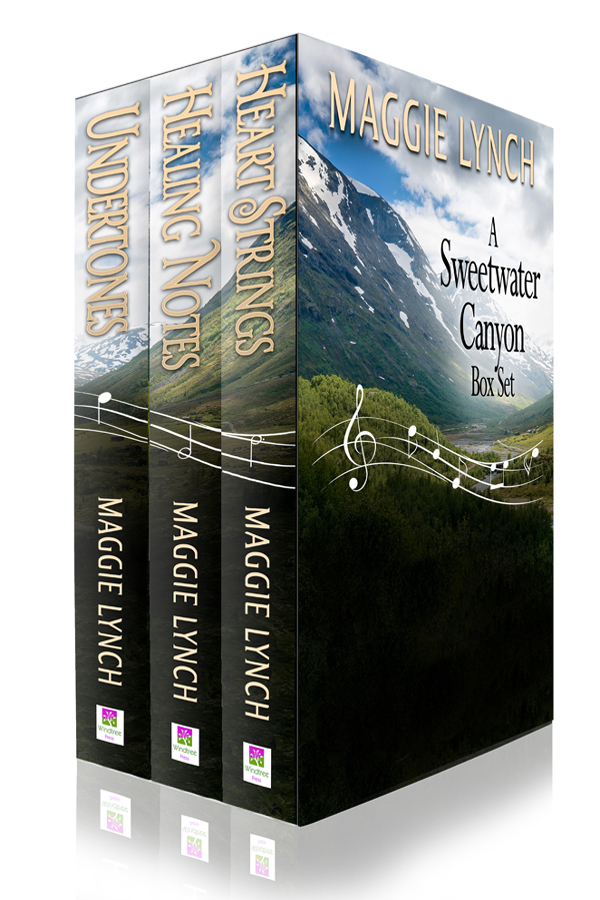 Cover for Sweetwater Canyon Boxset books 1-3