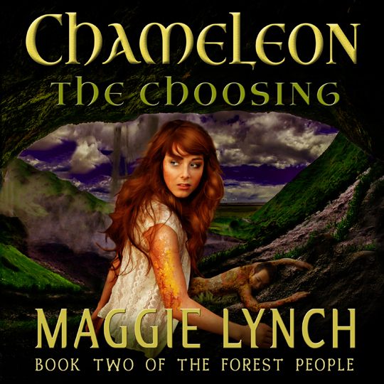 Audiobook – Chameleon: The Choosing