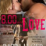 Book cover for 8 seconds to love by Paty Jager