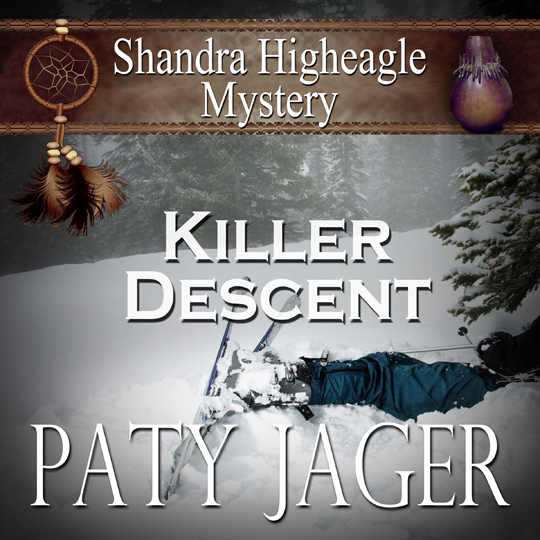 Audiobook - Killer Descent, Written by Paty Jager, Narrated by Ann Thompson