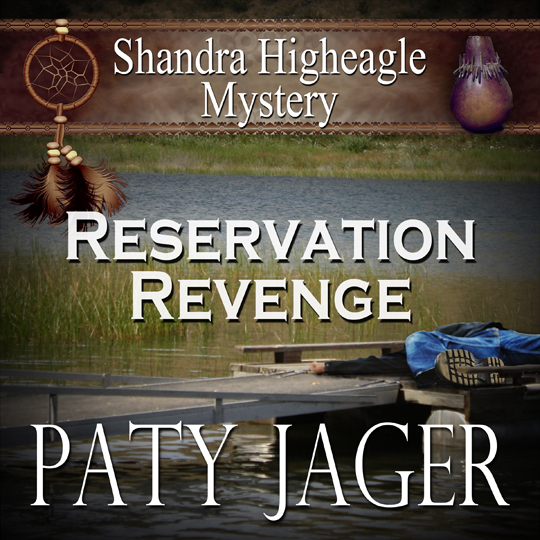 Audiobook - Reservation Revenge, Written by Paty Jager, Narrated by Ann Thompson
