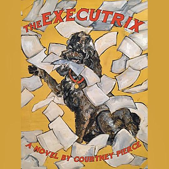 Executrix Audiobook by Courtney Pierce
