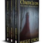 The Forest People Trilogy Boxset, Books 1-3 by Maggie Lynch