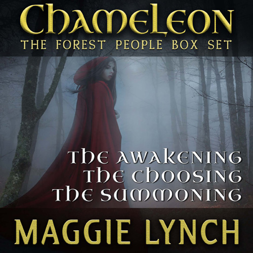 Forest People Trilogy Audio Cover by Maggie Lynch, narrated by Rachel Jacobs