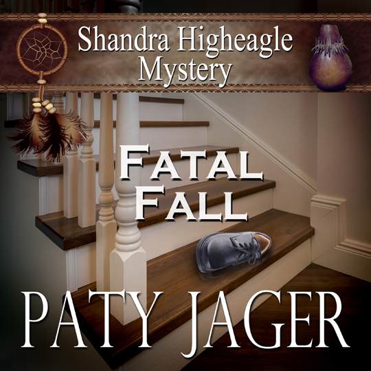 Fatal Fall Audiobook by Paty Jager