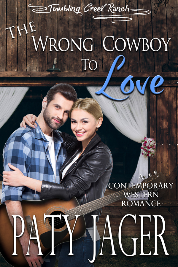 Cover, Wrong Cowboy to Love by Paty Jager