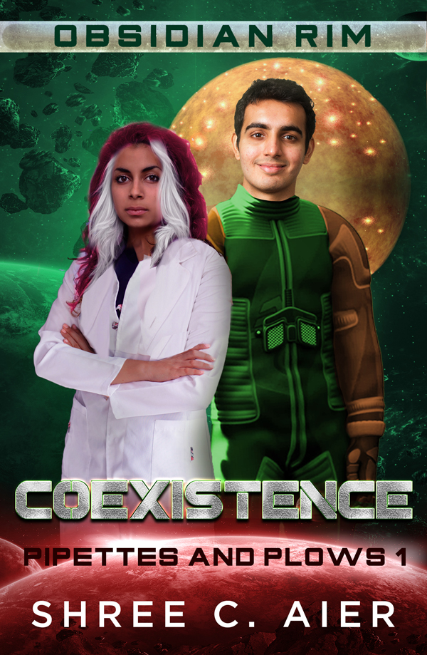 Cover Coexistence by Shree Aier