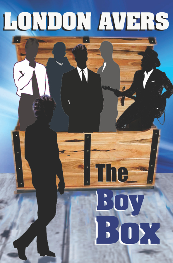 Cover, The Boy Box by London Avers