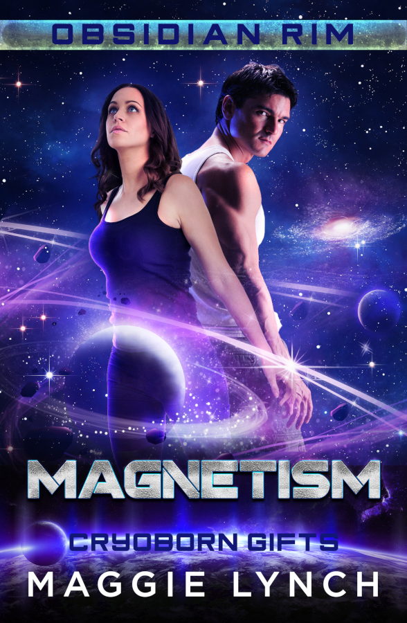 Cover for Magnetism: Cryoborn Gifts by Maggie Lynch