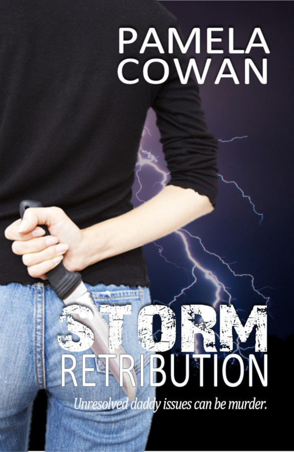 Cover for Storm Retribution by Pamela Cowan
