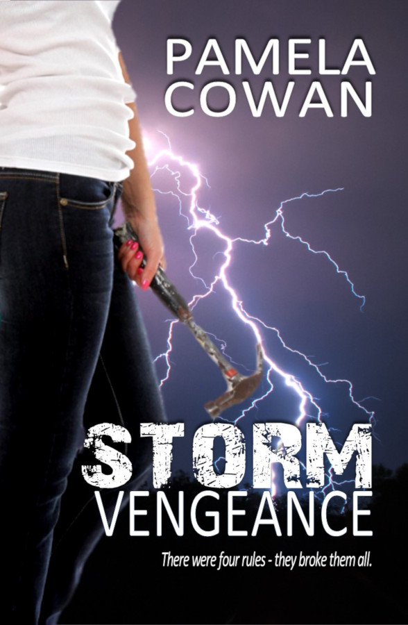 Cover for Storm Vengeance by Pamela Cowan