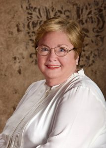Author headshot for Ann Chaney