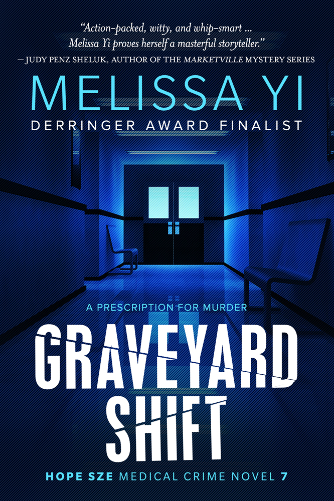 Cover for Graveyard Shift by Melissa Yi