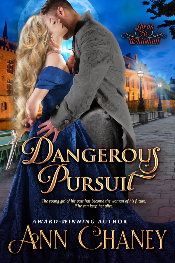 Cover for Dangerous Pursuit by Ann Chaney