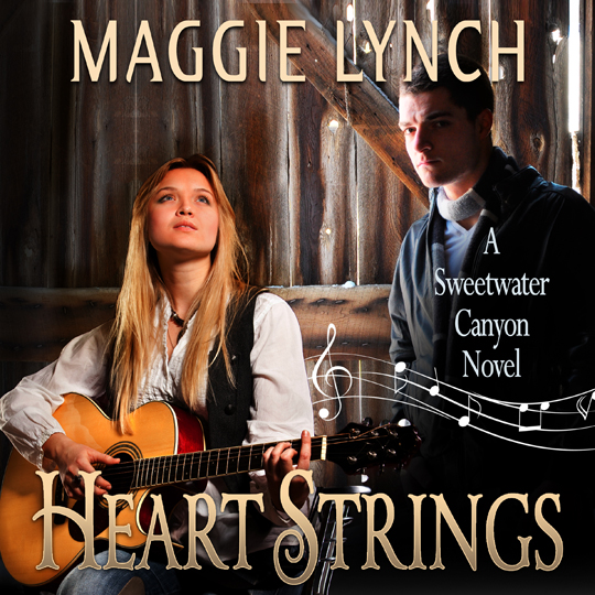 Heart Strings audiobook by Maggie Lynch, Narrated by Sonja Field