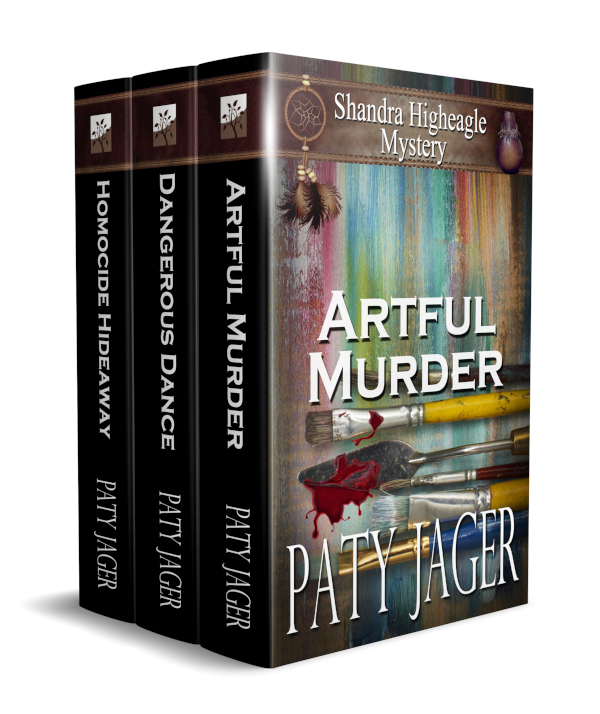 Shandra Higheagle Mystery Boxset Books 10-12 by Paty Jager