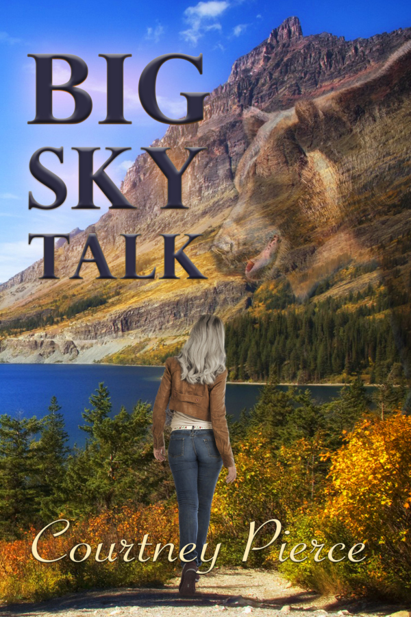 Cover for Big Sky Talk by Courtney Pierce