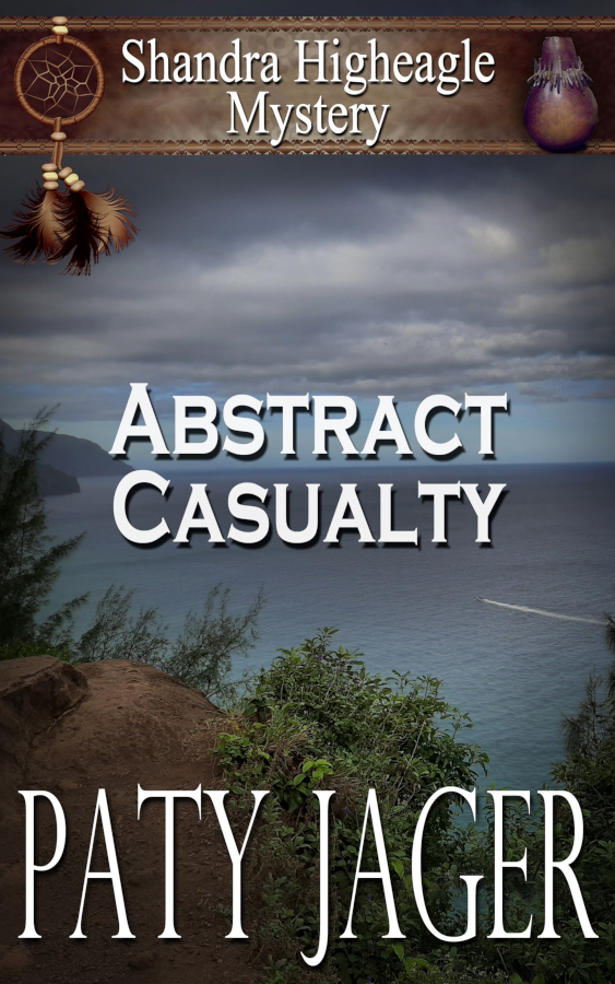 Cover - Abstract Casualty by Paty Jager