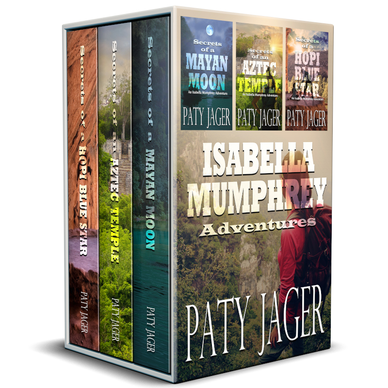 Aventures of Isabella Mumphrey Boxset, Books 1-3 by Paty Jager