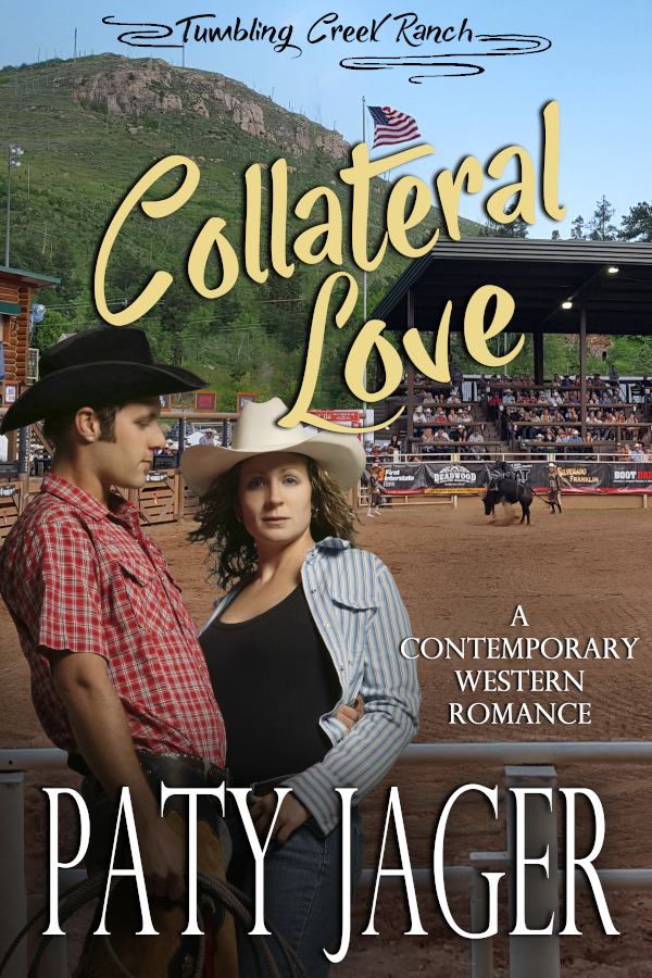 Cover for Collateral Love by Paty Jager, a contemporary western romance