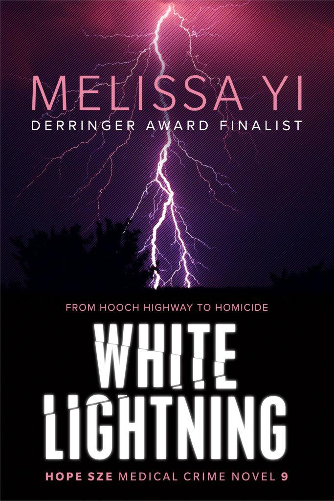Cover for White Lightning by Melissa Yi